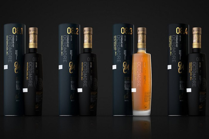 Whisky Review Round-up: Octomore 8.1, 8.2, And 8.3 photo