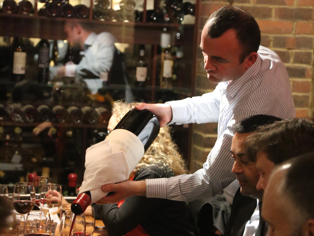 Well-known London Restaurant Reveals Its Pick Of Top Five South African Wines photo