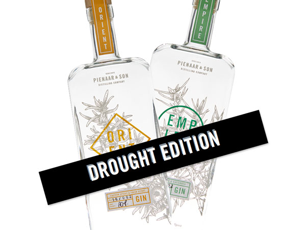 Cape Town?s New Drought-edition Gin photo
