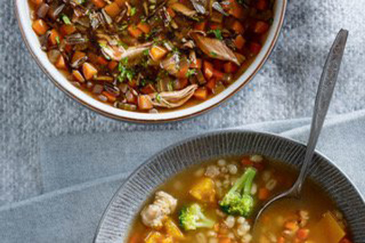 This Hearty Soup Will Warm You Up photo