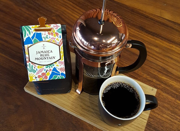 Rare Jamaica Blue Mountain Coffee Comes To South Africa photo