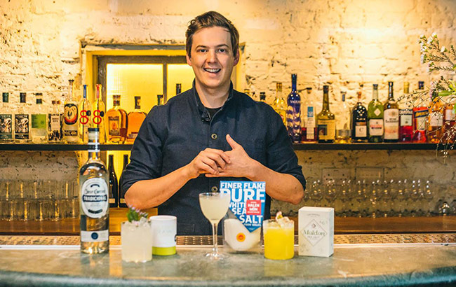 Jose Cuervo Appoints UK's First Salt Sommelier photo