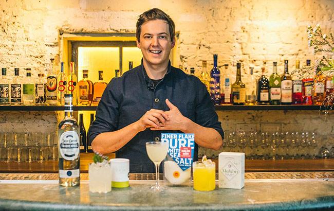 Jose Cuervo Appoints UK's First Salt Sommelier photo