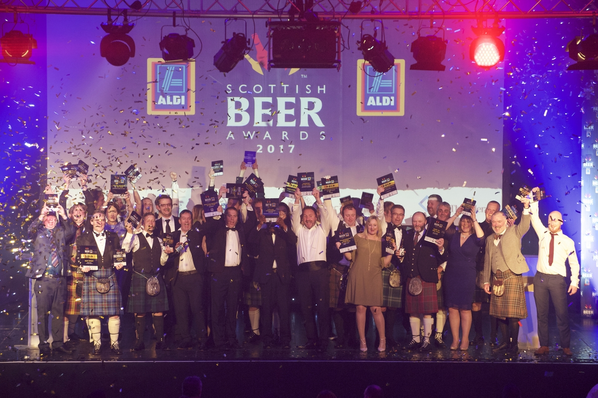Scottish Beer Awards Return For Third Year ? Beer Today photo