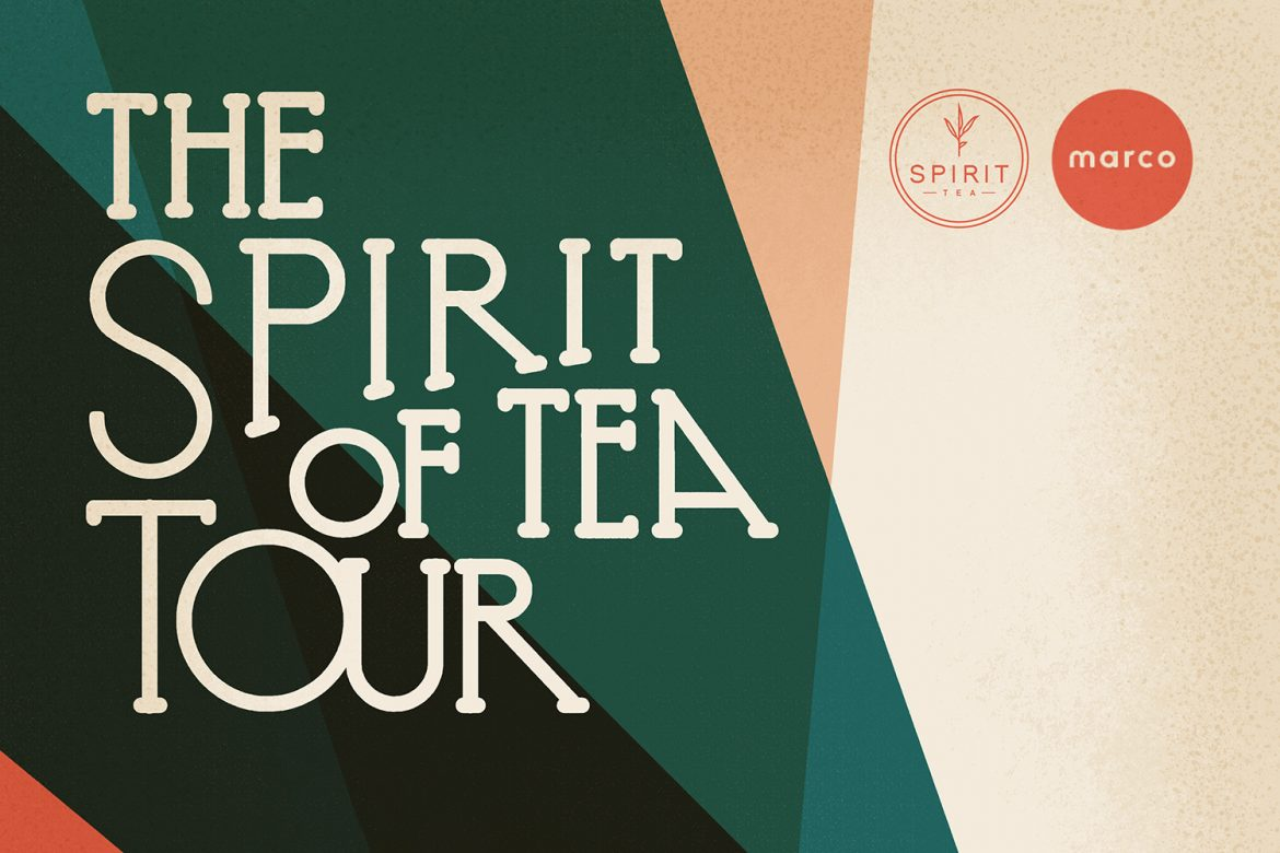 Spirit Tea And Marco's Spirit Of Tea Tour Heads East – Sprudge photo
