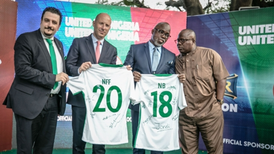 Nigerian Breweries, Nff Kick-off Partnership photo