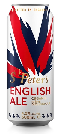 St Peter's To Export English Ale Cans To Canada ? Beer Today photo