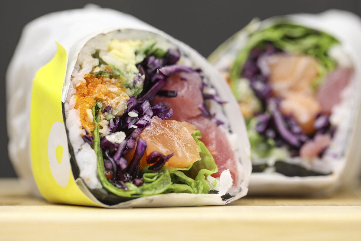 Sushi Burritos Are All The Rage, But Do They Measure Up On Nutrition? photo