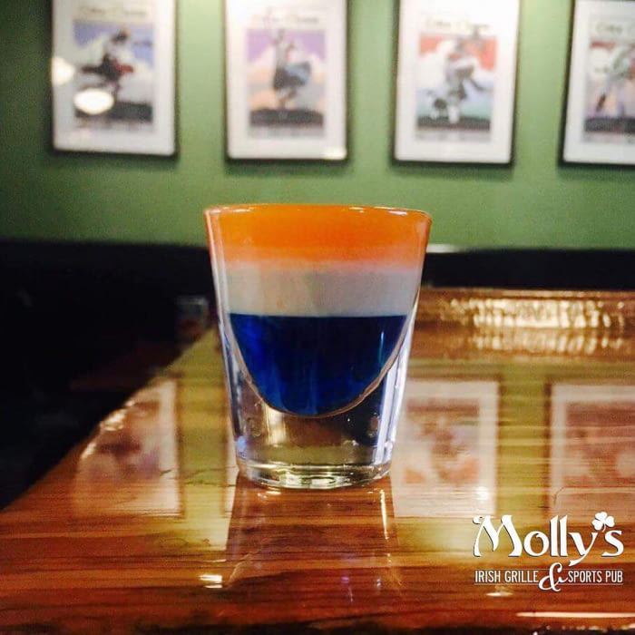Adults Can Now Order A Tide Pod Shot That Won't Kill You At This Irish Bar photo