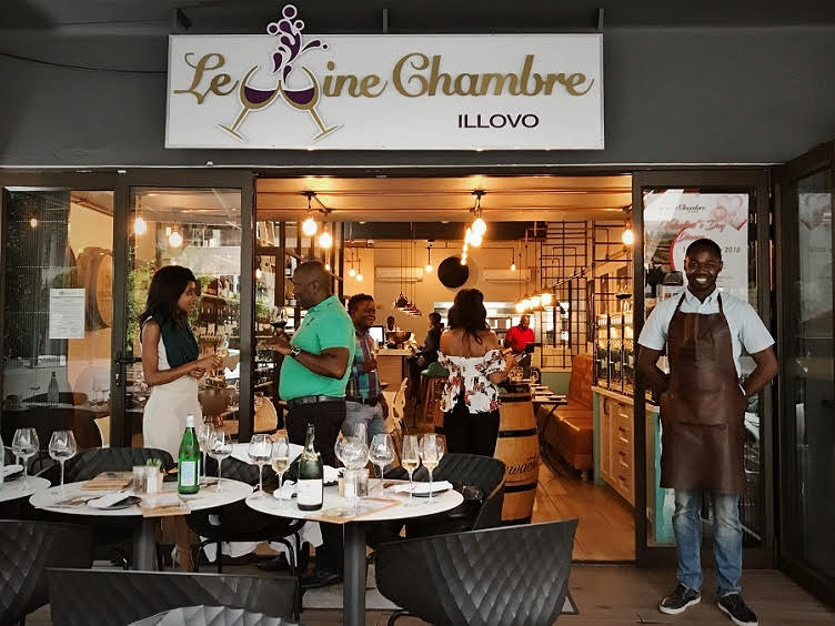 Stylish new wine bar opens in Johannesburg photo