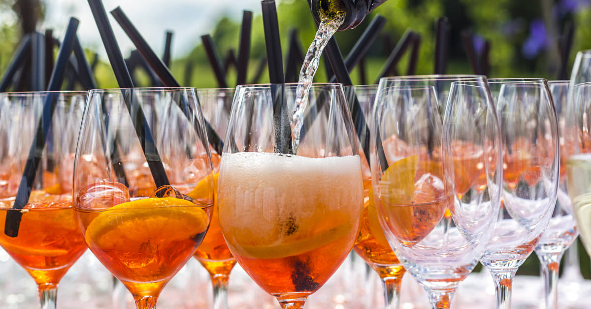 Eight Bartenders Reveal How To Make Killer 'signature' Wedding Cocktails photo