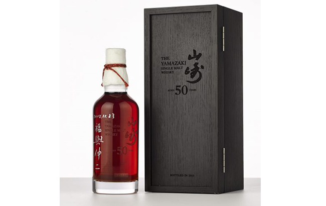 Japanese Whiskey Breaks World Auction Records photo