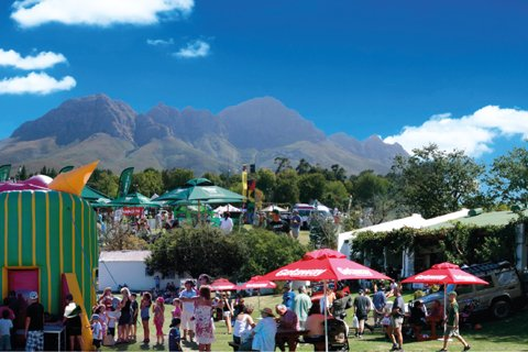 Cape Getaway Show Cancelled Due To Water Crisis photo