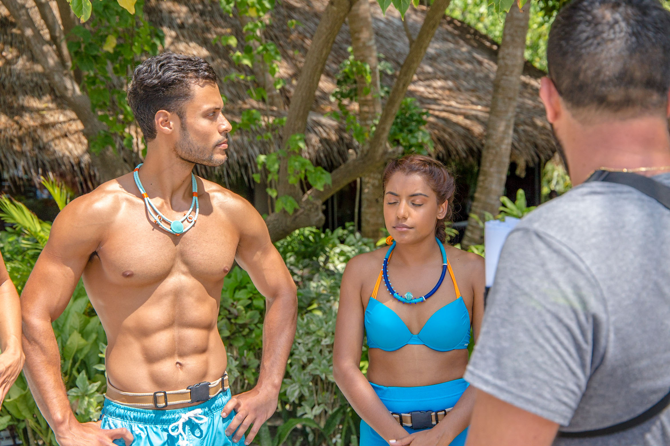 Sexy Fitness Fanatic Takes On Tropika Island Of Treasure #tiot8 photo
