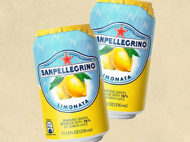 San Pellegrino Soft Drinks To Get 40% Sugar Reduction photo