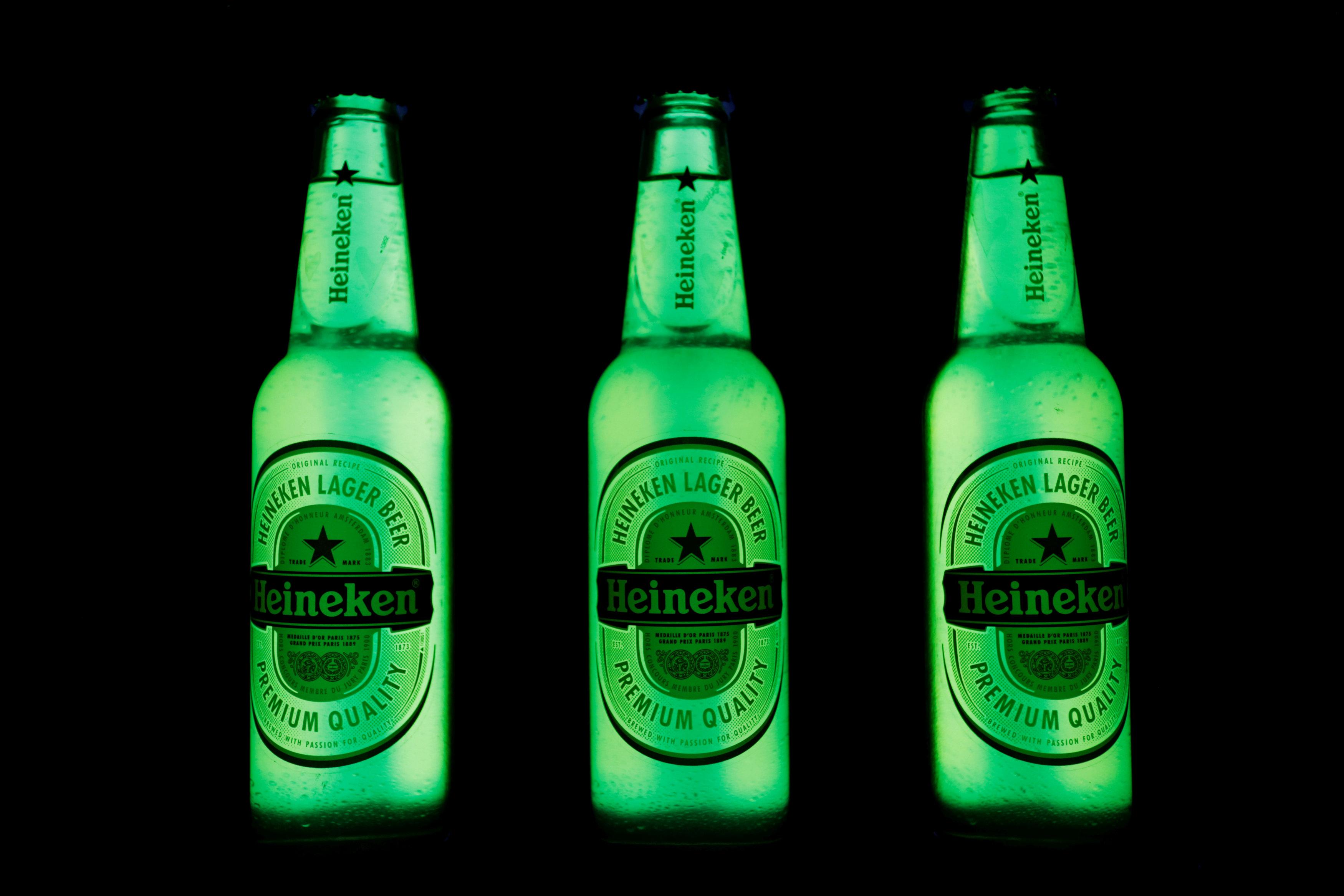 Cr Beer May Buy Heineken photo