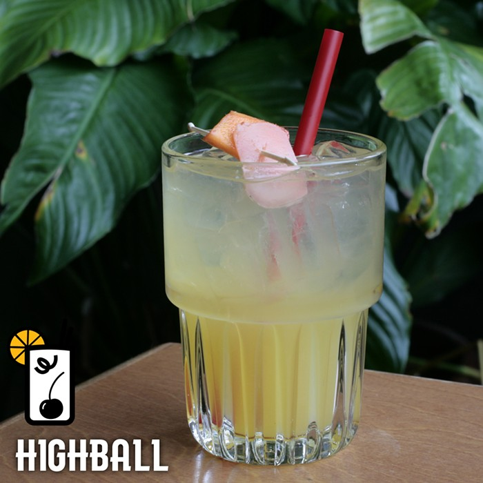 Portland Mercury's Highball Drink Recipes Are Here: Farther South, Farther East photo