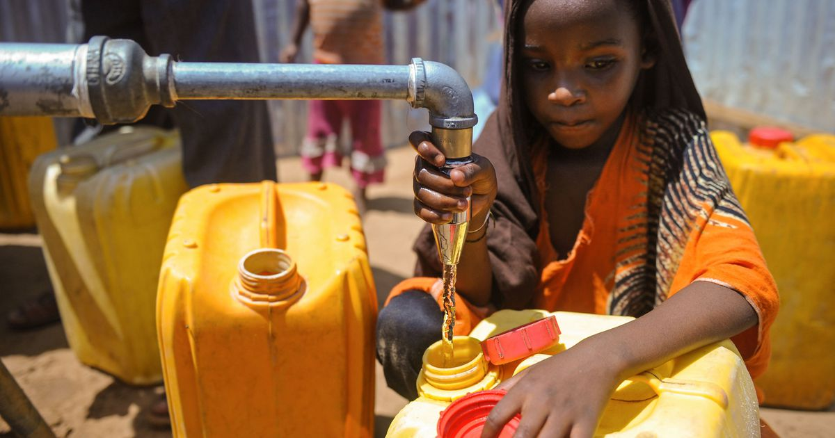 World Water Day: How To Get Involved And Make A Difference photo