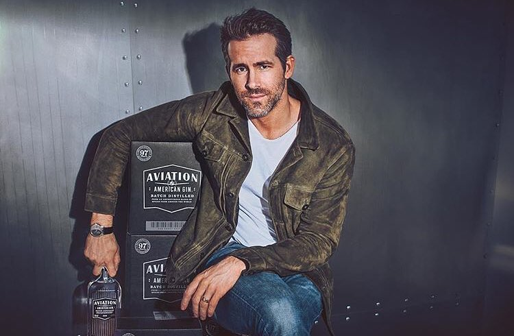 Ryan Reynolds Has His Own Gin, And Its Available In Sa! photo