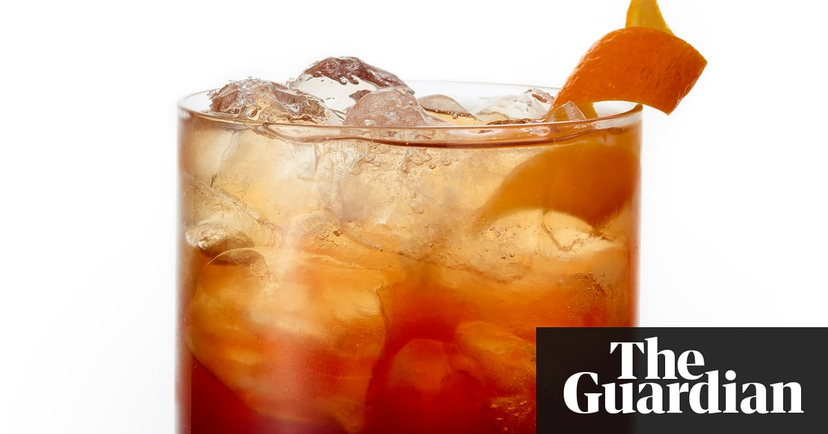 Cocktail Of The Week: Caravan's Coffee Negroni photo