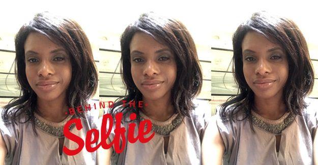 #behindtheselfie With… Tshepang Molisana photo
