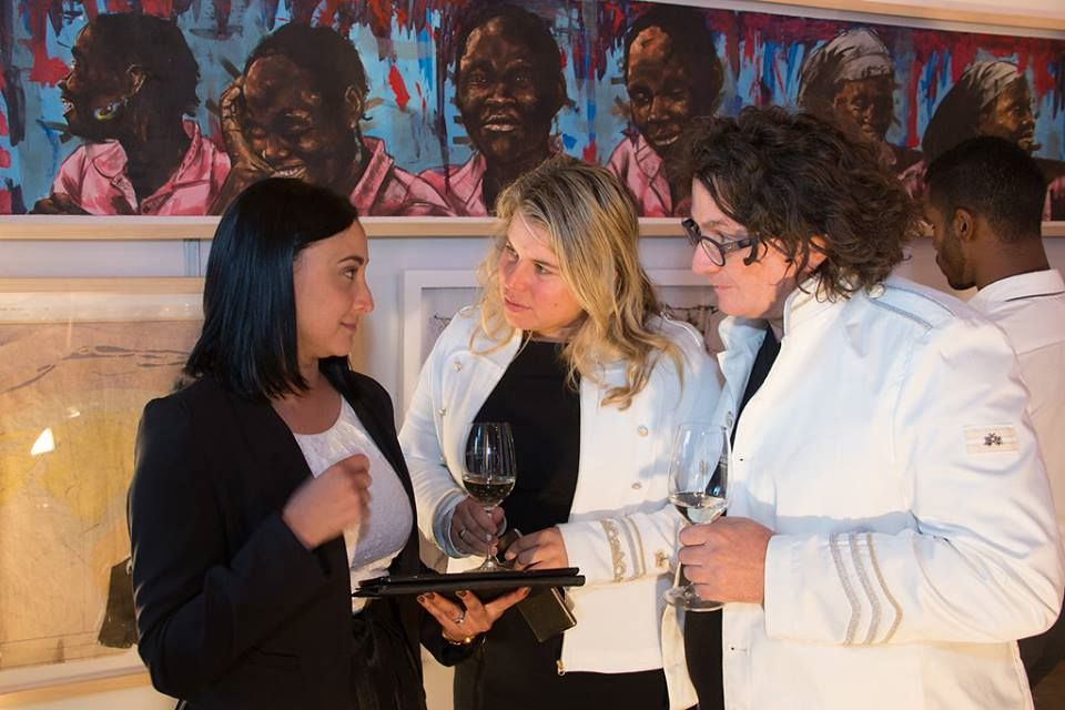 Mad Leadership Foundation Raises Over R1.1m At Annual Valley Flair Art Auction photo