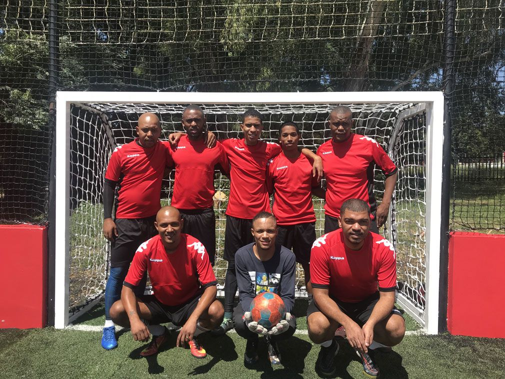 South African Leg Of Castle Africa Five-a-side Soccer Tournament Kicks Off photo