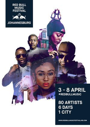 Red Bull Music Festival Announces Joburg Venues photo