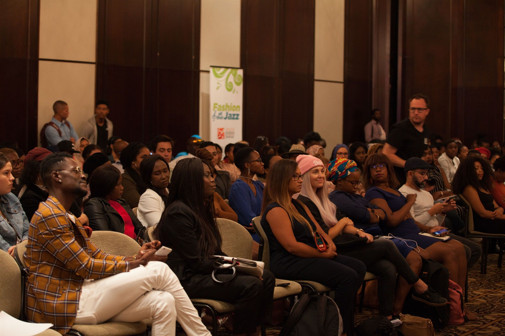 Ctijf Workshop Weave Thread Between Fashion And Business photo