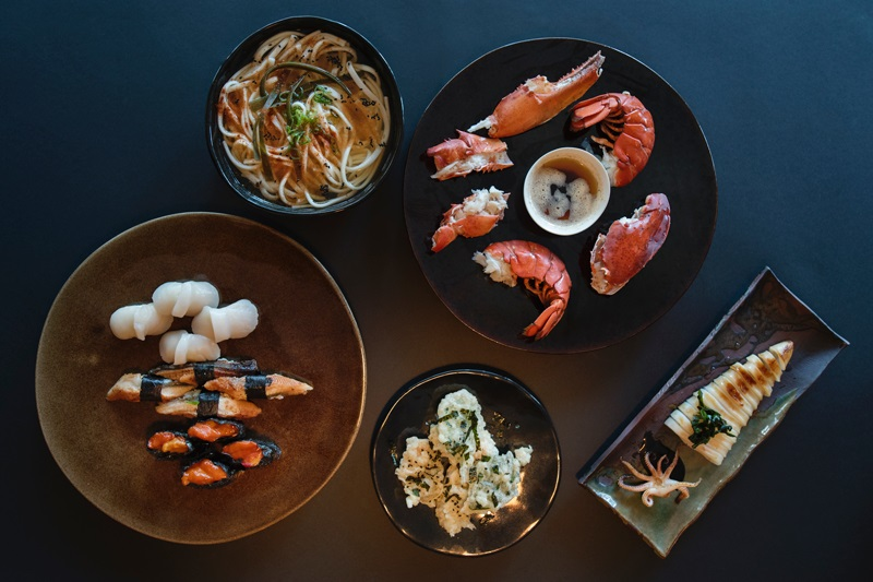 Kyoto Garden Sushi Introduces Magical Six-course Tasting Menu photo