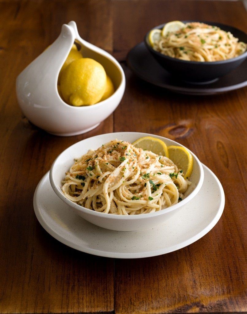 #greenmondaysa: Lemony Linguine photo