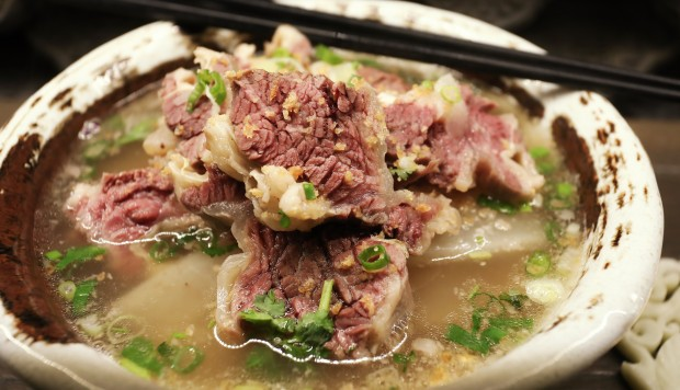 New Restaurants In Central: Beef The Name Of The Game At Ngau Saam Gun photo