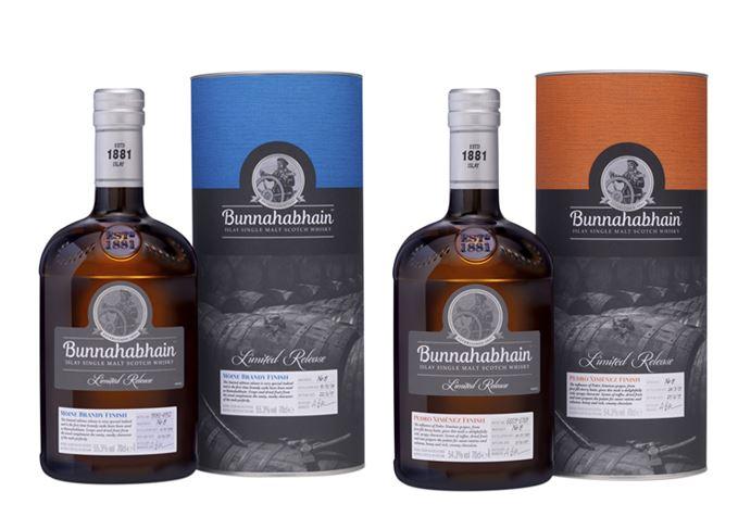 Bunnahabhain Releases New Limited Editions photo