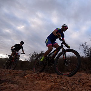 Geismayr, Rohrbach Take Cape Epic Stage 4 Win photo