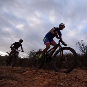 Geismayr, Rohrbach Take Cape Epic Stage 4 Win photo
