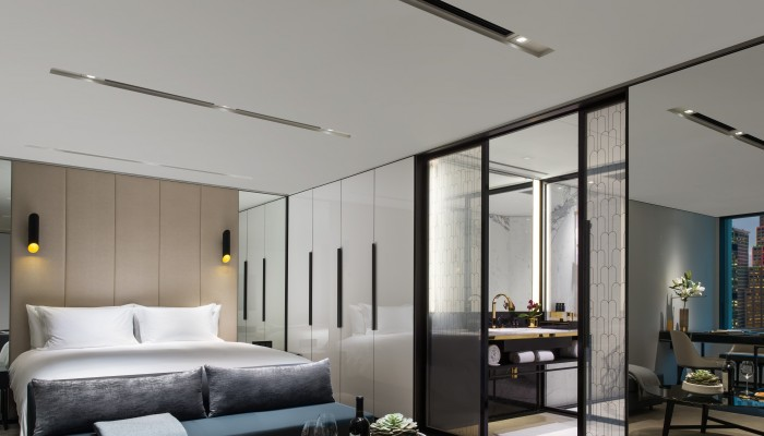 In Pictures: A Rare Glimpse Into The Murray, Hong Kong's Brand New Five-star Hotel photo