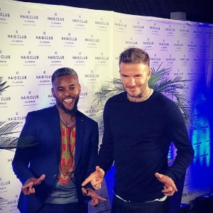David Beckham In Joburg This Week To Launch Scottish Whisky photo