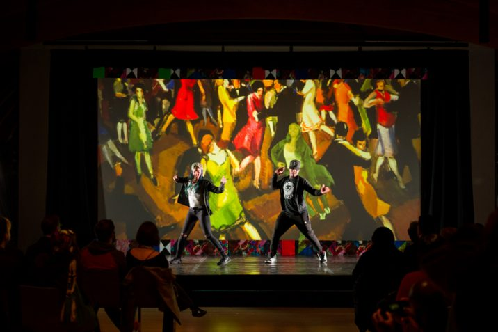 Giveaway: Win Tickets To Art Night Out Celebrating Soul Of A Nation At Crystal Bridges! photo