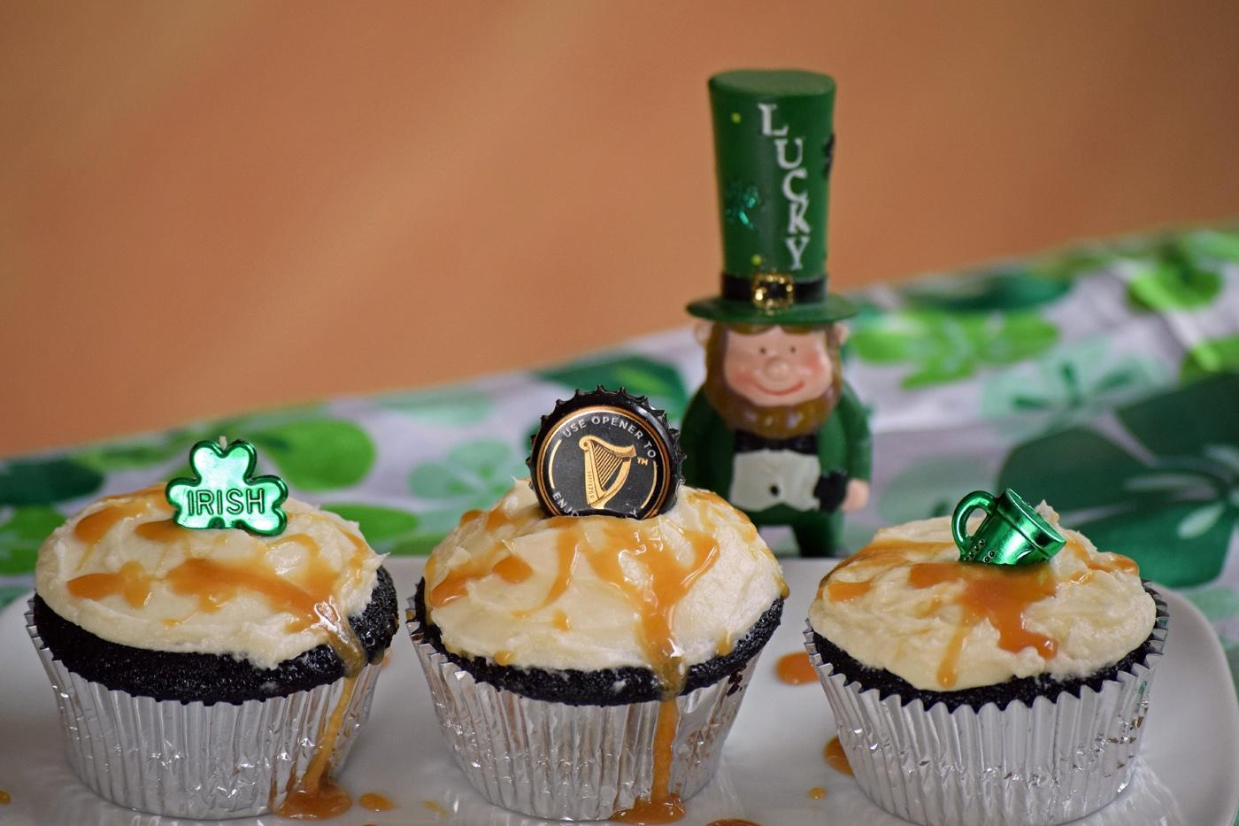 Miss Sophie: Pull Out The Irish Whiskey, Guinness Beer For These Boozy Bites photo
