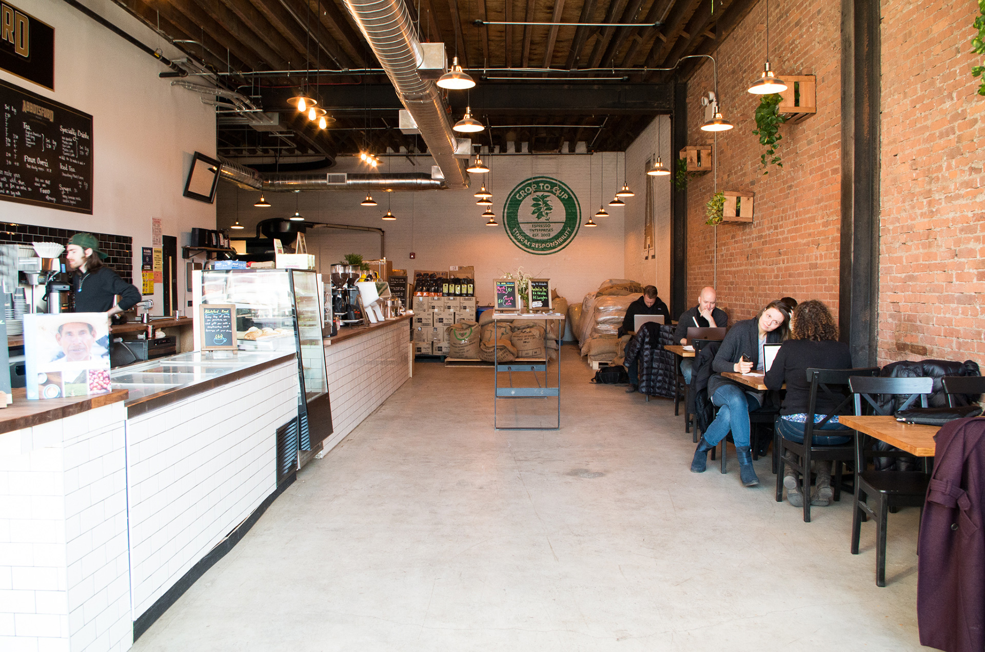 Abbotsford Road: A New Face In New York's Coffee Scene photo