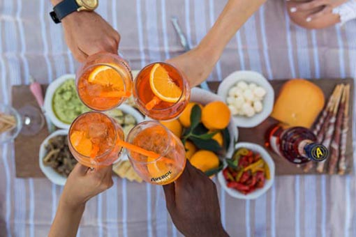 For Drinks Inspiration #justaddaperol photo