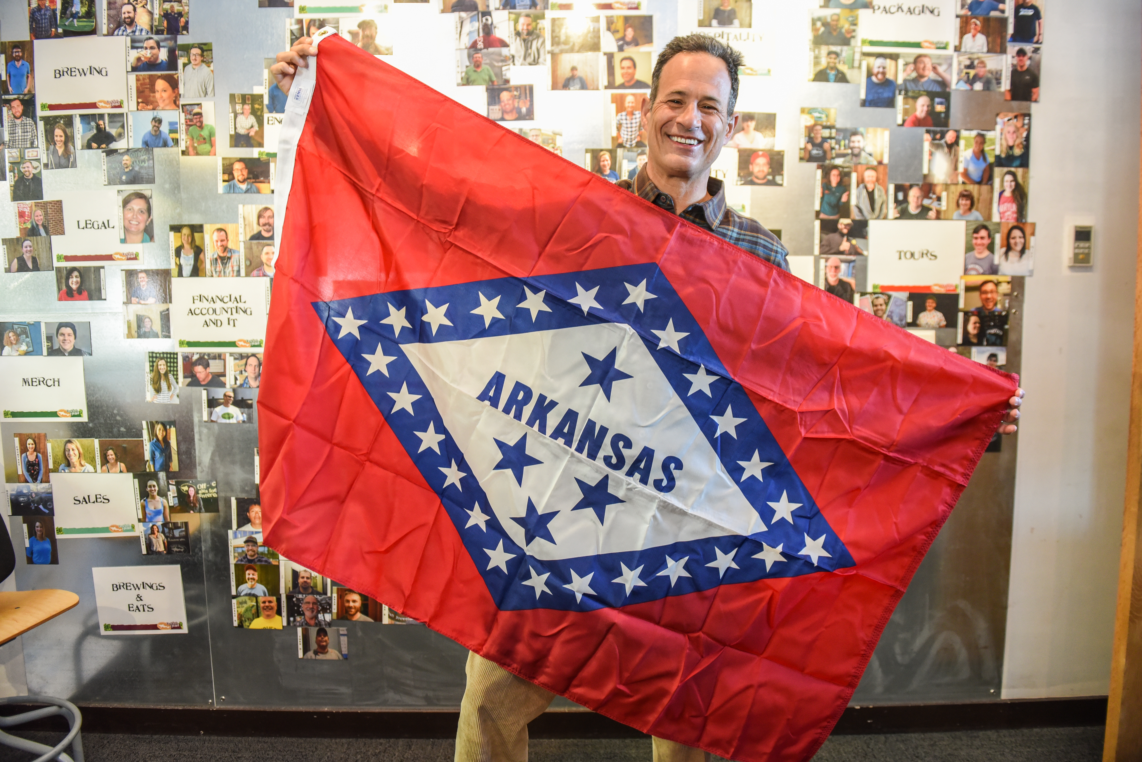 Dogfish Head Expands Distribution To Arkansas photo