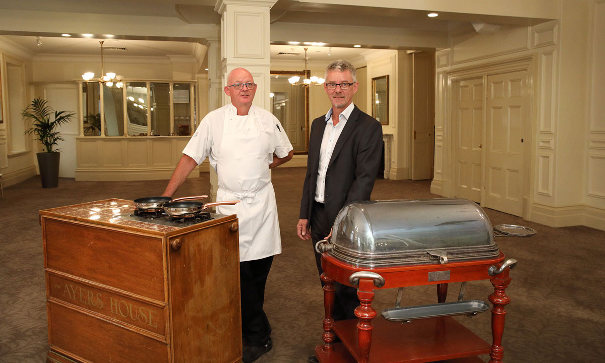 Ayers House Dinner Offers A Taste Of Things To Come photo