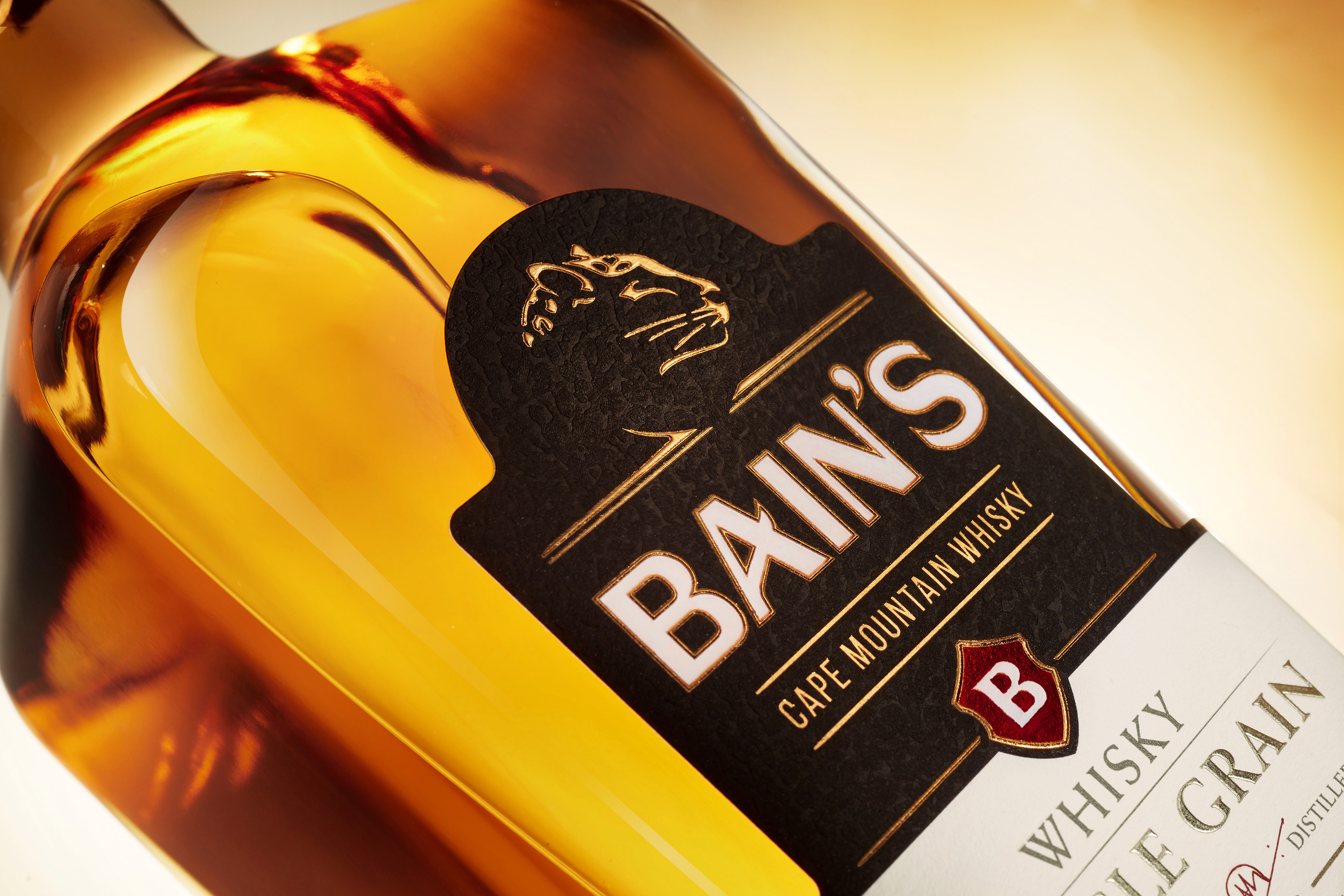 Bain's Wins World's Best Grain Whisky photo