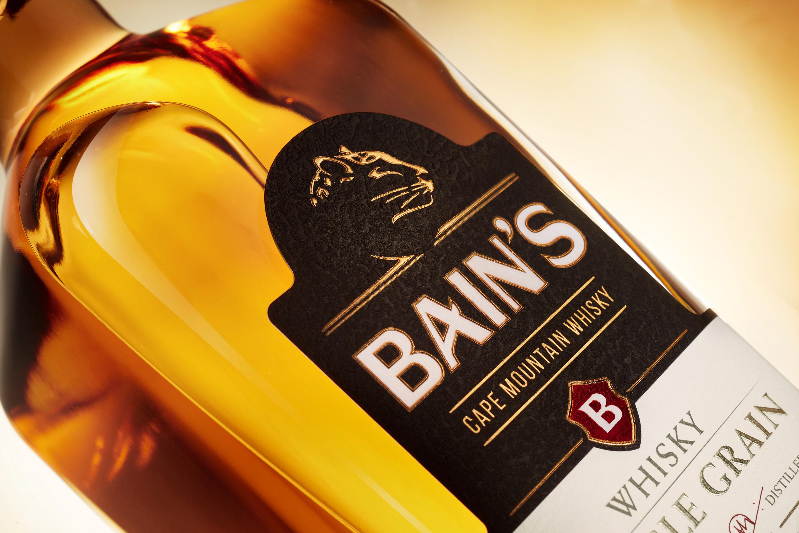 Bain's Wins World's Best Grain Whisky photo