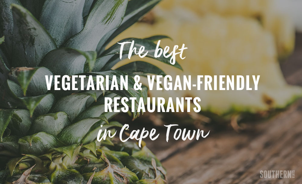 Cape Town's Best Vegetarian & Vegan-friendly Restaurants photo