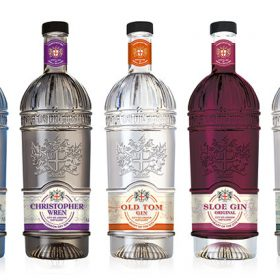 City Of London Distillery Gives Range New Look photo