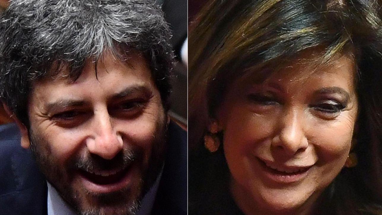 Tiene L'accordo M5s-lega: Al Senato Eletta Casellati, Fico Alla Camera photo