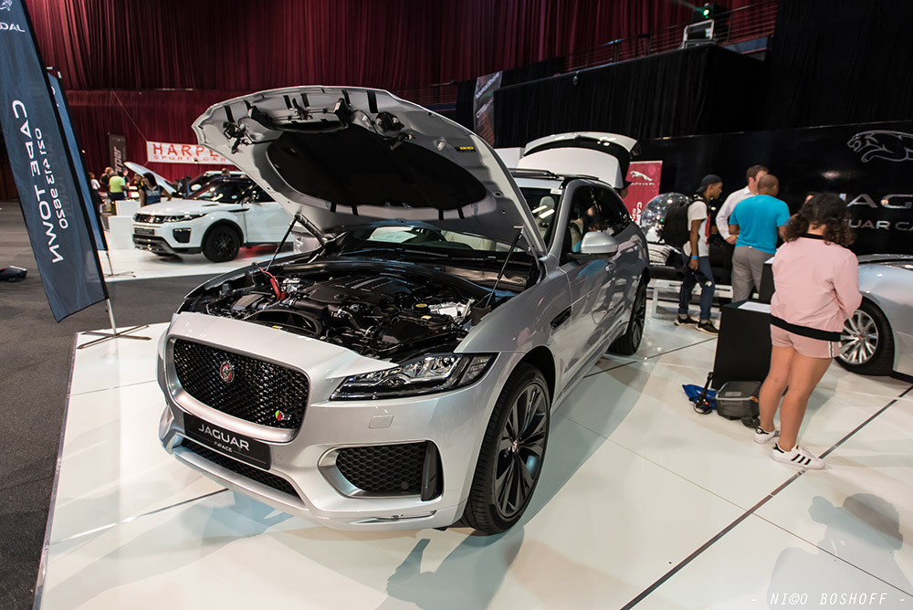 A Roaring Performance At The Cape Town Motor Show 2018 photo