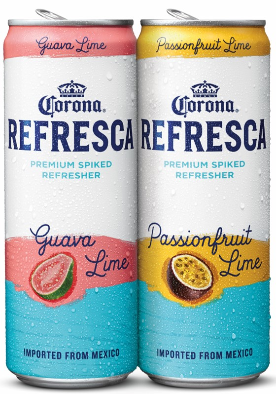 Corona Enters Flavored Malt Beverage Market With 'refresca' photo